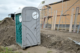 Photo: 02-11-2012 © ervanofoto Ons modern en uiterst comfortabel sanitair.