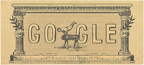 120 aniversario de los primeros Juegos Olímpicos modernos