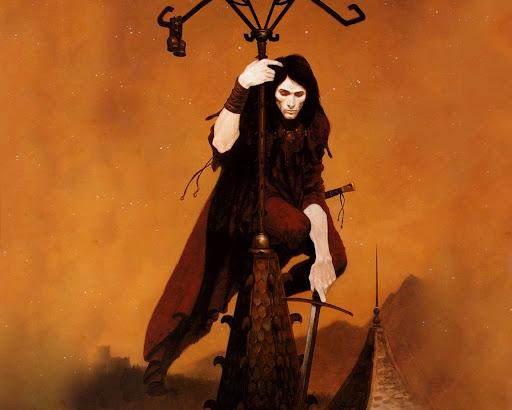 Raven angel