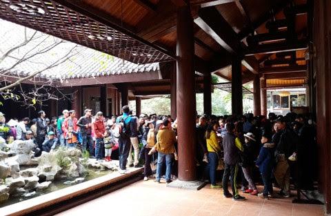 Khu du lịch Tràng An đổi tuyến cho Kong Skull Island