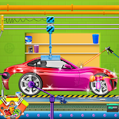 Sports Car Factory Simulator