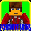 Skins for Fortnite Battle Royale for MCPE
