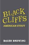 Boise Black Cliffs
