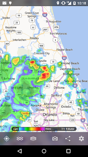App MyRadar Weather Radar APK for Windows Phone