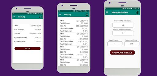 Приложения в Google Play – <b>Fuel</b> Cost Calculator – Vehicle ...