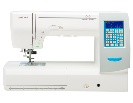 Janome Sewing Machine mod MC8200