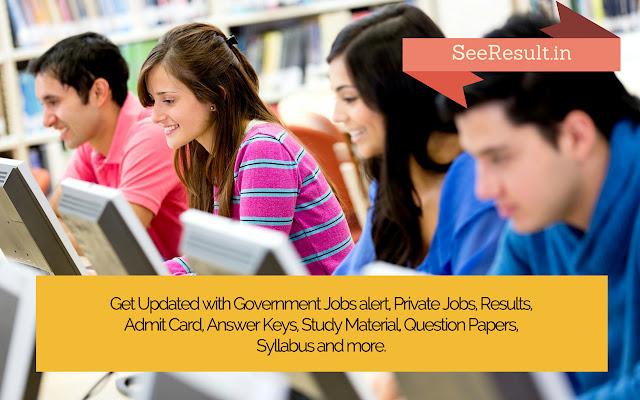 Seeresult.in > Job, Results, Syllabus & more.