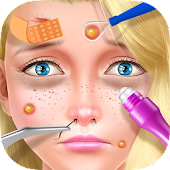High School Salon: Beauty Skin icon