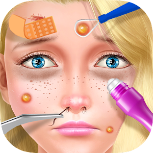 High School Salon: Beauty Skin for PC and MAC