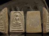 ปี 2515 พิมพ์พระประธานแบบที่ 5 (เส้นด้าย) รุ่นอนุสรณ์ 100 ปี (เศียรโต)
