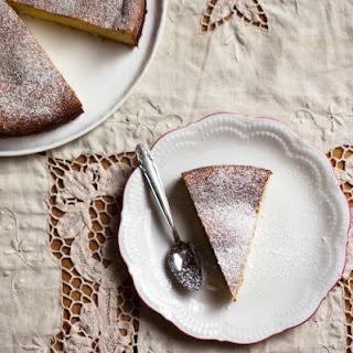 Semolina Cake.