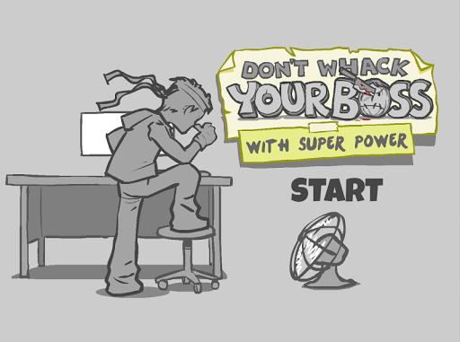 Whack Your Boss: Superhero