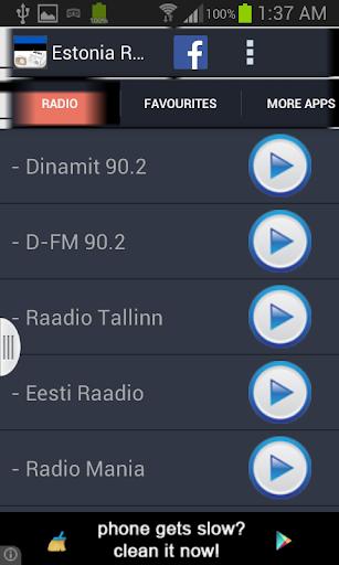 Estonia Radio News