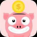 Piggy Bank Keep Money icon