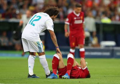 ? Les larmes de Mohamed Salah, sorti blessé en finale de la Ligue des Champions