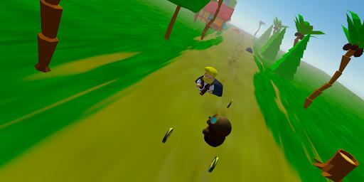 Running Crazy Farm  captures d'écran 1