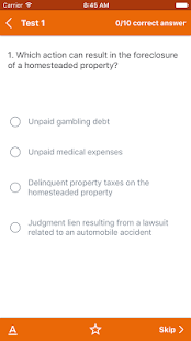 Real Estate Test Prep 2017 Ed - náhled