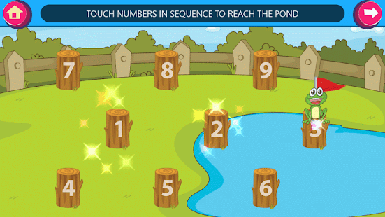 Kids Preschool Numbers & Math- screenshot thumbnail