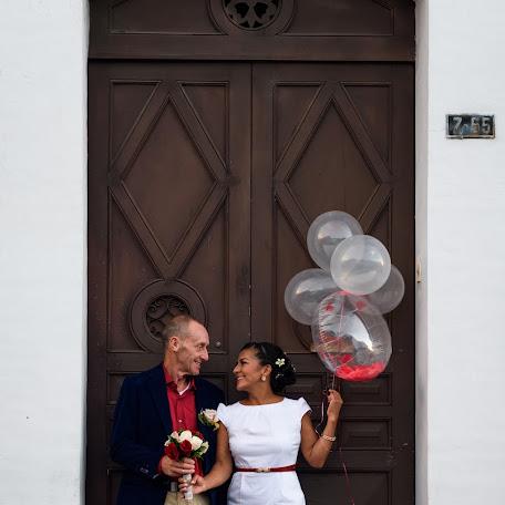 Fotógrafo de bodas Carlos Eduardo Mafla Paz (ingeniomasfotog). Foto del 15.07.2017
