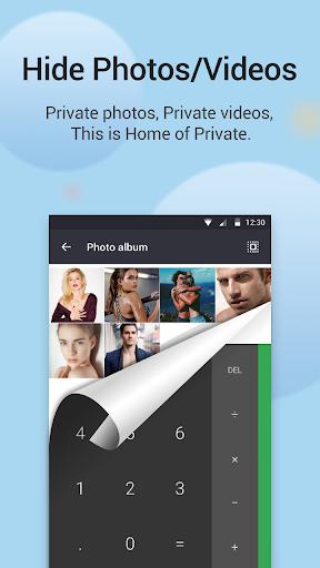 App Hider- Hide Apps Hide Photos Multiple Accounts screenshot