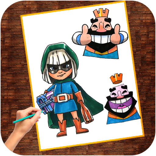 App Insights: How to Draw Clash Royale Characters | Apptopia