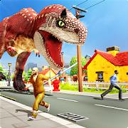 Dinosaur Simulator Rampage icon
