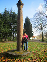 Photo: la colonne