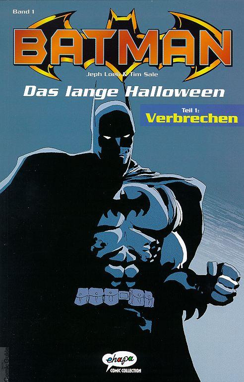Batman: Das lange Halloween (1999) - komplett