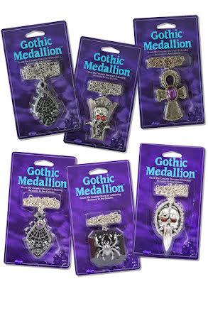 Gotisk medaljong