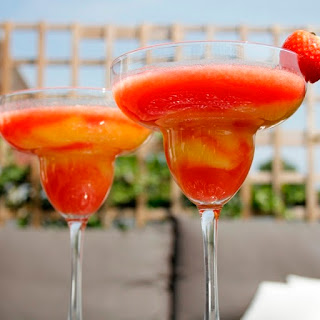 Strawberry and Mango Daiquiri