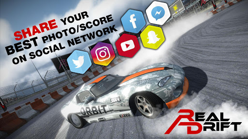 Real Drift Car Racing Free screenshot 14