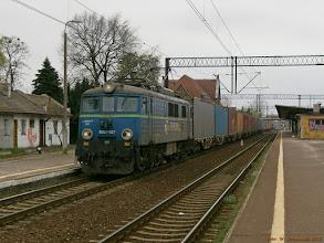 Photo: EU07-527 {Toruń Wschodni; 2013-05-02}