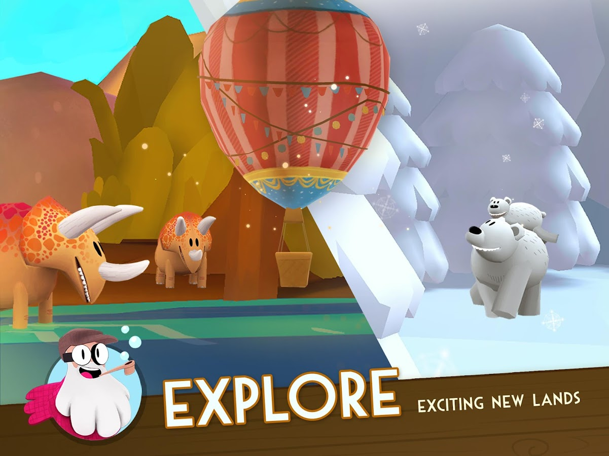 Snapimals: Discover Animals- screenshot