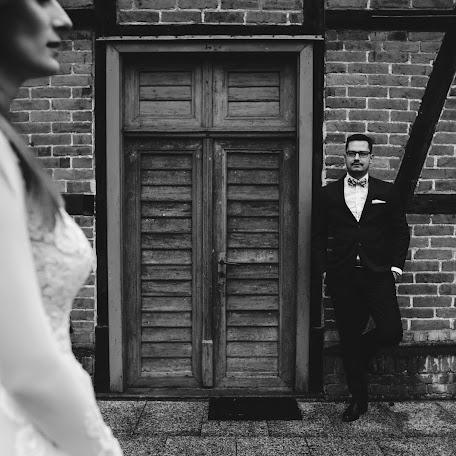 Wedding photographer Mariusz Kalinowski (photoshots). Photo of 04.12.2017