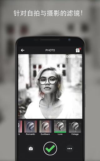 黑白照相机