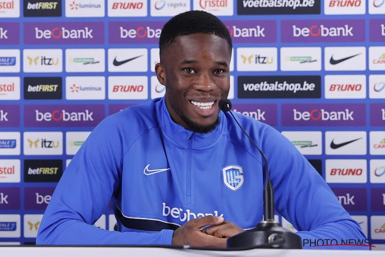 """Genk plutôt que Marseille: """"Ca aurait été une erreur..."""""""