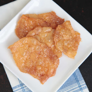 Chicken Skin Chips Recipe