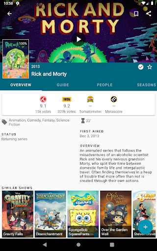 Movie Pal: Your Movie & TV Show Guide 3.39.0 screenshots 15