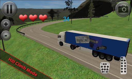 Euro Truck Parking screenshot 3