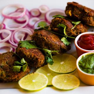 Lamb Shammi Kababs