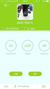 Findit Alarm - náhled