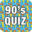Guess The 90's Quiz Game icon