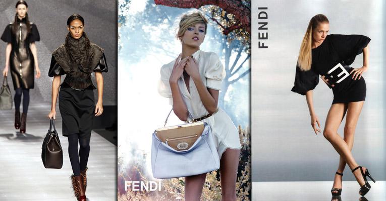 Lüks Moda Markaları - Fendi