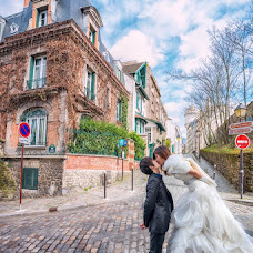 Wedding photographer Jean-Sébastien Poirier (nomadistmoon). Photo of 07.03.2017