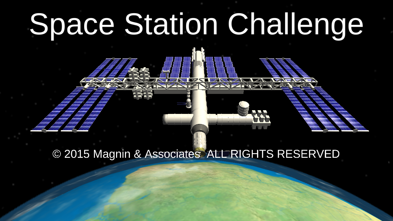 Space Station Challenge- screenshot