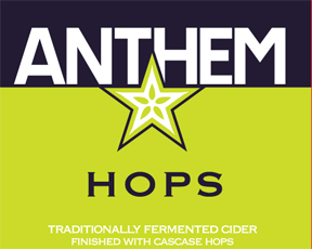 Logo of Anthem Hops