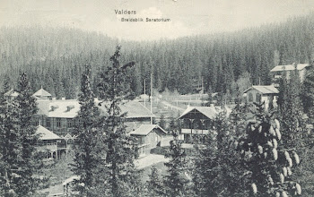 Photo: Breidablikk Sanatorium, Tonsåsen - 1905