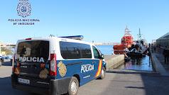 Módulos de custodia del Puerto de Almería
