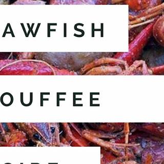 Crouch Crawfish Etouffee.
