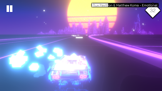 Music Racer- screenshot thumbnail